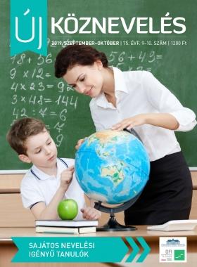 Új Köznevelés - 75. évfolyam, 9-10. szám