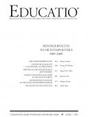 Educatio 2009/4 címlap
