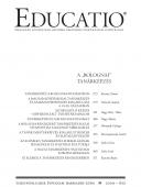 Educatio 2009/3 címlap