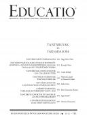 Educatio 2012/4 címlap