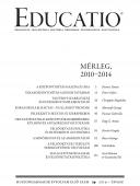 Educatio 2014/1 címlap
