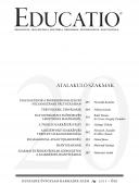 Educatio 2011/3 címlap