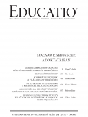 Educatio 2012/1 címlap